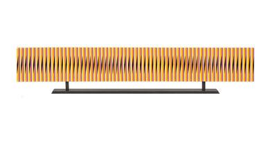 Carlos Cruz-Diez, 'Céramique induction Chromatique TREIGNY A série 15', 2013
