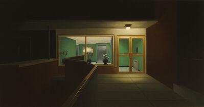 Peter Harris, 'In the Neighbourhood (Serenity Lake of the woods)', 2018