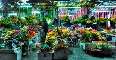 Christian Voigt, 'Fruit Market - Siem Reap - Cambodia', 2010