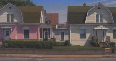 Brian Cobble, 'Prairie Town', 2020