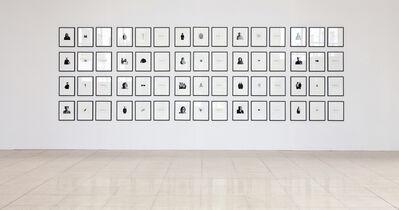 Santiago Porter, 'The absence | La ausencia', 2001-2002