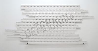Isaque Pinheiro, 'Sem título (Democracia)', 2015-18