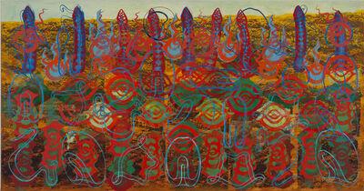 Philip Taaffe, 'Foraminifera', 2014