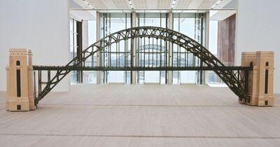 Chris Burden, 'Tyne Bridge', 2002