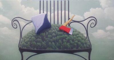 """René Monzón Relova """"Pozas"""", 'El Violador', 2012"""