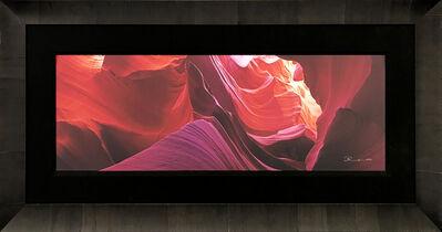 Peter Lik, 'ANTELOPE CATHEDRAL', ca. 2010