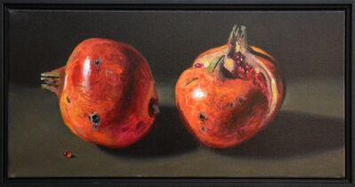 Ciba Karisik, 'Pomegranates', 2015