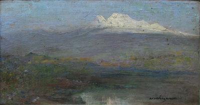 Luis Nishizawa, 'Sin título (paisaje) '
