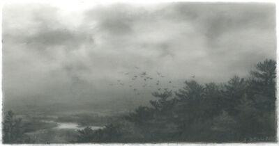 Dozier Bell, 'Decending, marsh ', 2015