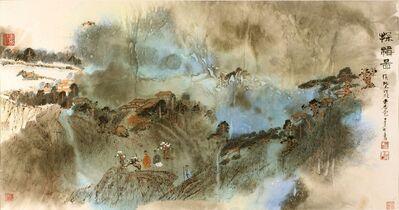 Beiren Hou, 'Seeking Plum Blossom', 2002