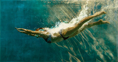 Eric Zener, 'Golden Summer II', 2012