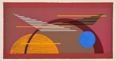 Maarten Mourik, 'Keizer van een boom', 1990