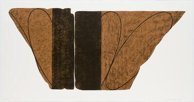 Robert Mangold (b.1937), 'Fragment VIII', 2000