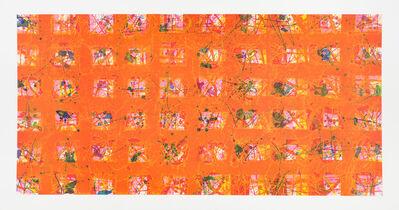 Sam Francis, 'Pioggia d'Oro', 1988