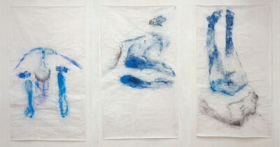 Adriena Šimotová, 'From the cycle Touched by Color - Intimate Condition Weightlessness', 1992-1993