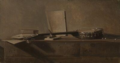 Jacob Collins, 'Study for Banjo', 2012