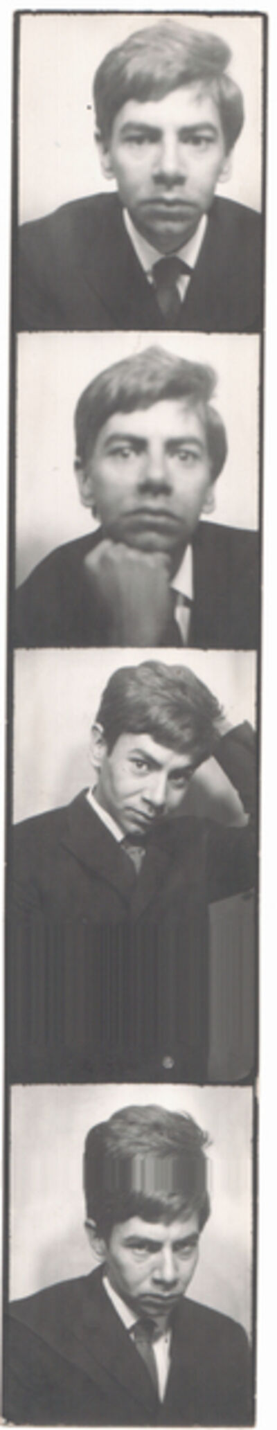 Andy Warhol, 'Unidentified young man', 1964-1967