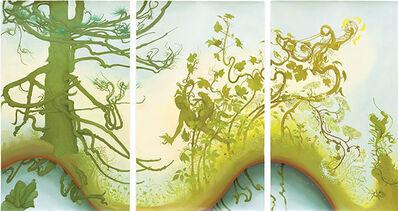 Inka Essenhigh, 'Summer Landscape', 2013