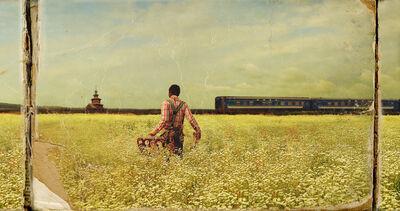 "Petr Lovigin, '""What a wonderful world!"" MY LOUIS', 2012"