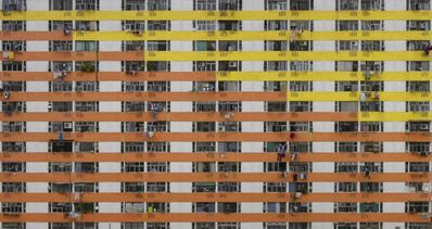 Michael Wolf (b. 1954), 'Architecture of Density 108', (1954-2019)