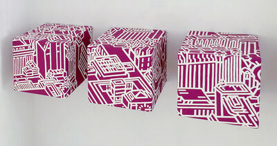 Tommy Penton, 'Pink Cubes', 2020