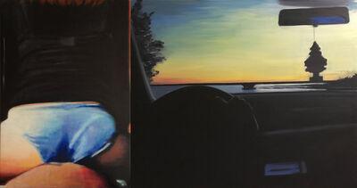 Andrea Radai, 'Sunset (95 x 65 cm and 95 x 120 cm) € 4000,-', 2019