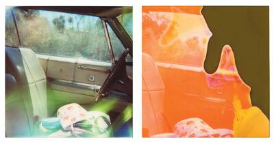 Stefanie Schneider, 'Guns ´n Roses, diptych', 2005