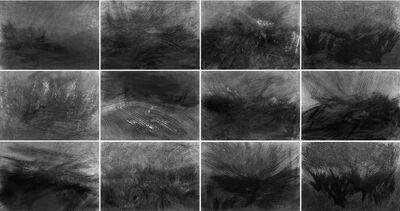 Hernán Cédola, 'Black Landscape (study)', 2017
