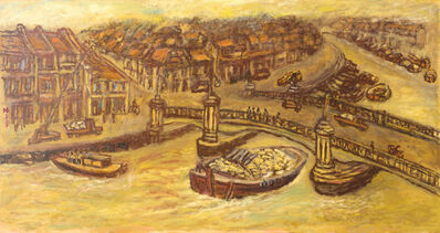 Lim Tze Peng, 'Elgin Bridge I'