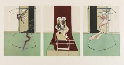 Francis Bacon, 'L'Oriestie de Eschyle (Sabatier 16)', 1981