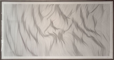 John Franzen, 'Each Line one Breath', 2015