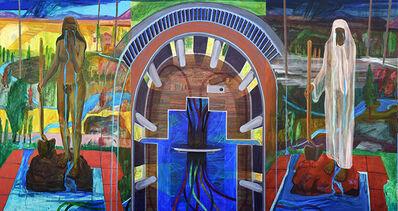 Ke Francis, 'Hanging Garden (Triptych)', ca. 2018