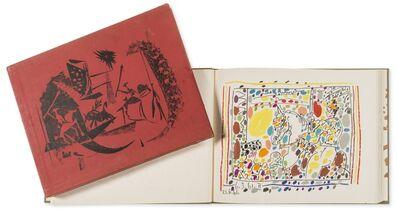 Pablo Picasso, 'Jamie Sebartes. A los Toros Mit Picasso (Bloch 1014-47; Cramer 113)', 1961