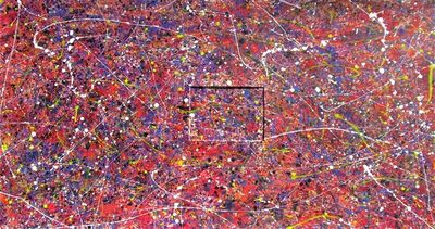 F. Lennox Campello, 'Channelling Pollock', 2013