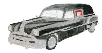 Neil Young, '1953 Pontiac Hearse'