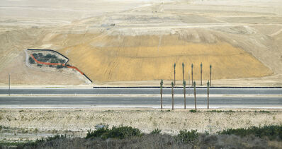 Stéphane Couturier, 'SD1-Olymp1: San Diego Olympic Parkway n°1', 2001