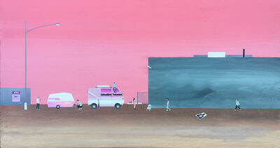 Keith Garcia, 'Waiting', 2018