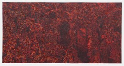 Martin Jacobson, 'Red Forest II', 2011