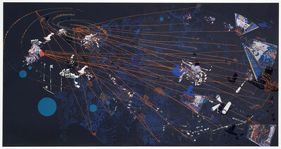 Sarah Sze, 'Night', 2003