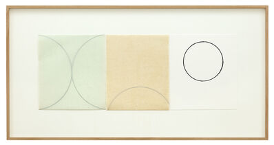 Michal Budny, 'Untitled (From a collection of drawn notes)', 2014