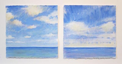 Daisy Craddock, 'Sea Sky Studies, Early Morning', 2011