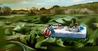 Rebecca Campbell, 'She Made the Sky', 2009