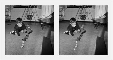 Nicolas Consuegra, 'Sin título (niño jugando). Después de Manuel H. Rodríguez', 2010