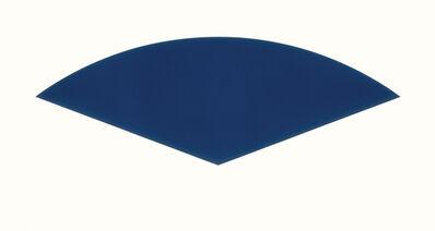 Ellsworth Kelly, 'Blue Curve', 1988