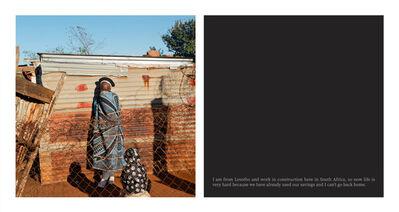 Jabulani Dhlamini, 'Thabang Seboka, Waterworks, Soweto', 2020