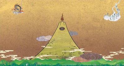 Chiho Aoshima, 'Sacred Eruption', 2015