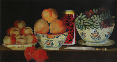 Hojat Amani, 'Peach and Persian Cola', 2014