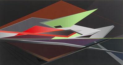 Tanja Rochelmeyer, 'Ohne Titel, WVZ 1513', 2013