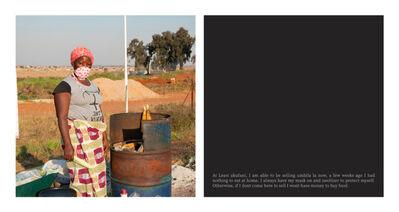 Jabulani Dhlamini, 'Alis Maphosa, Tshepisong. Soweto', 2020