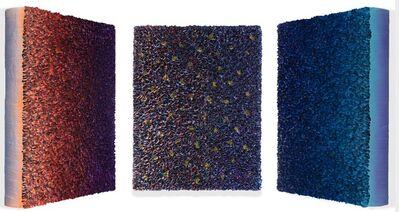 Zhuang Hong-yi, 'Flowerbed Colorchange', 2020